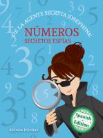 Números secretos espías De la agente secreta Josephine