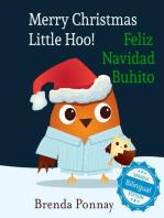 Merry Christmas, Little Hoo! / Feliz Navidad Buhito