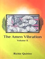 The Amen Vibration