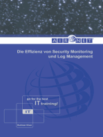 Die Effizienz von Security Monitoring und Log Management
