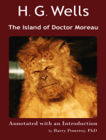 H. G. Wells' The Island of Doctor Moreau Annotated with an Introduction by Barry Pomeroy, PhD