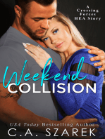 Weekend Collision (A Crossing Forces HEA Story)