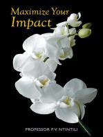 Maximize Your Impact