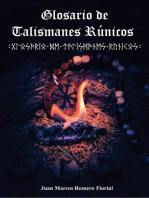 Glosario de Talismanes Runicos