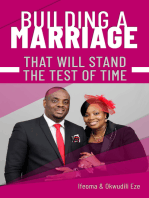 Building a Marriage That Will Stand the Test of Time