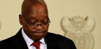 The Party Is Over for Jacob Zuma
