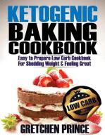 Ketogenic Baking Cookbook