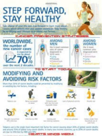 Cancer prevention strategies to start today