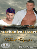Mechanical Heart Defense Troopers 1