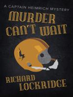 Murder Can't Wait