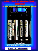 Basic Guide to Rechargeable Batteries