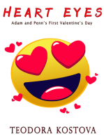 Heart Eyes (Adam and Penn's First Valentine's Day)