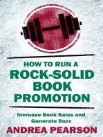 How to Run a Rock-Solid Book Promotion