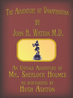 The Adventure of Vanaprastha: An Untold Adventure of Mr. Sherlock Holmes