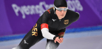 German Speed Skater Claudia Pechstein, 45, Is Ready To Race Toward Another Winter Olympics