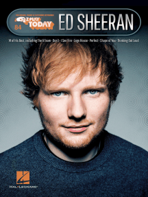 Ed Sheeran: E-Z Play® Today Volume 84