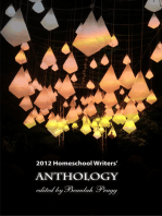 2012 Homeschool Writers Anthology