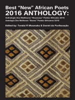 Best New African Poets 2016 Anthology