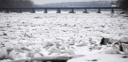 Fluctuating Temperatures Are Causing Massive River Ice Jams