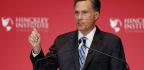 Why Romney Is Running for Senate