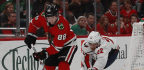 Blackhawks End Losing Streak At Eight With 7-1 Victory Against Capitals