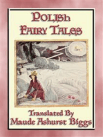 POLISH FAIRY TALES - illustrated children's tales from Poland