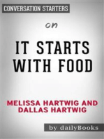 It Starts with Food: by Dallas & Melissa Hartwig | Conversation Starters