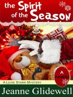 The Spirit of the Season (A Lexie Starr Mystery, Novella)