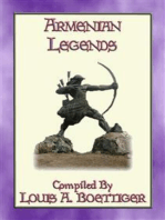 ARMENIAN LEGENDS - 7 Legends from Ancient Armenia