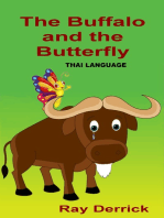 The Water Buffalo And The Butterfly