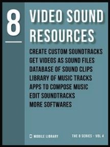 Video Sound Resources 8: Video Editing Made Simple [ The 8 series - Vol 4 ]