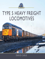 Type 5 Heavy Freight Locomotives