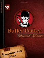 Butler Parker Special Edition - Kriminalroman