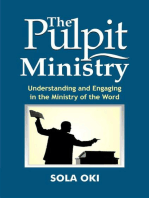 The Pulpit Ministry