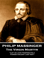 Philip Massinger - The Virgin Martyr