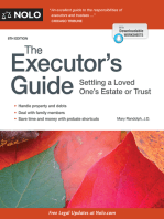 Executor's Guide, The