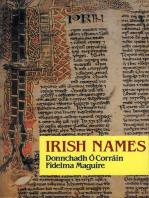 Irish Names