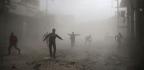 'No Words' Left to Describe Syria's Carnage