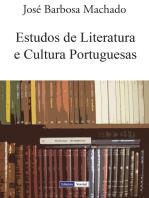 Estudos de Literatura Portuguesa