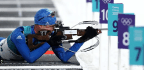U.S. Biathlon Team Speaks Out For Gun Control