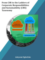 From CSR to the Ladders of Corporate Responsibilities and Sustainability (CRS) Taxonomy