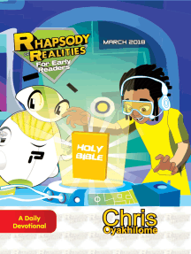 Rhapsody of Realities for Early Readers: March 2018 Edition