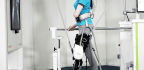 Toyota Shows Robotic Leg Brace to Help Paralyzed People Walk