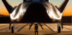 Dream Chaser Spacecraft in Captive-Carry Test Over Desert