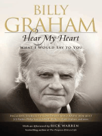 Hear My Heart: What I Would Say to You