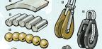Bearings, Blocks, and More