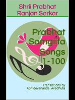 Prabhat Samgiita – Songs 1-100