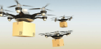 Doughnut Delivery by Drone in Denver Is a Peek at the Future