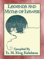 LEGENDS AND MYTHS OF HAWAII - 21 Polynesian Legends