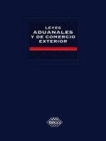 Leyes Aduanales y de Comercio Exterior. Académica 2018